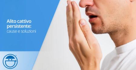 Alito cattivo persistente: e se si trattasse di parodontite?